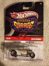 Hot Wheels Street Rodder Wayne's Garage #23/39 Real Riders NOC