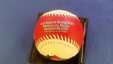 CINCINNATI REDS FINAL GAME AT CINERGY FIELD 2002 COMMEMORATIVE BALL LIMITED 5000