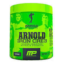 MP Arnold Cre3 125g Muscle Growth Strong Anabolic Creatine Stack Matrix Powder