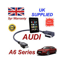 AUDI A6 Series 4F0051510M Cable For AMAZON KINDLE FIRE HD MICRO USB Audio connec