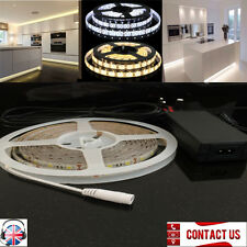 Wardrope LED Strip Lighting 5M 5050 High Brightness + 5A Power Supply Warm White