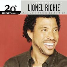 Lionel Richie - 20th Century Masters: Millennium Collection [New CD] Jewel Case
