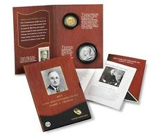 2015 Harry S. Truman Coin And Chronicles Coin Set with reverse proof dollar $1