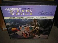 LEINSDORF / ROSSINI barber of seville ( classical ) 3lp box rca