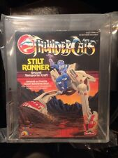 LJN Thundercats Stilt Runner figure. Extremely Rare Graded UKG80