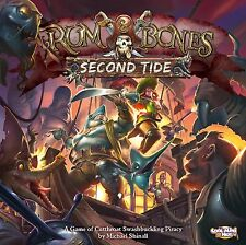 Rum & Bones Second Tide Kickstarter Exclusives + All Exclusive Add Ons PREORDER