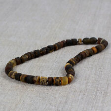 Natural Baltic Amber Raw Unpolished Baby Necklace
