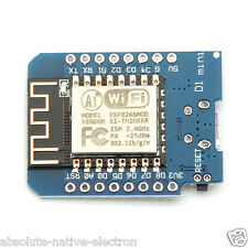 D1 Mini Wifi NodeMcu 4M bytes Lua WIFI IOT development board base on ESP8266