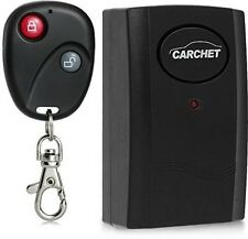 CARCHET 9V Motorcycle Motorbike Scooter Anti-theft Alarm Security System With