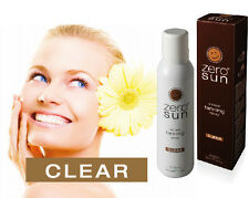 ZERO SUN Color CLEAR Make up Abbronzatura spray Sun Tun 200ml On The Go Abbronza