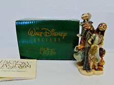 NEW Disney Harmony Kingdom NIGHTMARE BEFORE CHRISTMAS FIGURINE Box Figurine