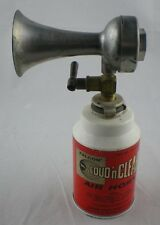 "Used FALCON AIR Whistle HORN Tug Boat Ship Boat Sailboat LOUD n"" CLEAR Vtg"
