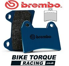 Aprilia RS125 06-08 Brembo Carbon Ceramic Rear Brake Pads