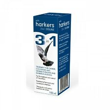 Harkers 3 in 1 Treatments – Treats Canker, Coccidiosis and Worms (soluble)