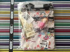 NWT Disney LeSportsac it's a Small World Around the World Kasey Bag w charm