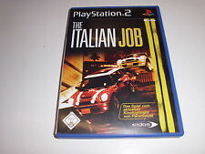PlayStation 2   PS2  The Italian Job