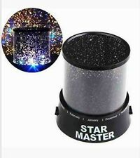 Magic Sky Star MASTER Led Projector Kids Bed Night Star Light Lamp Gift