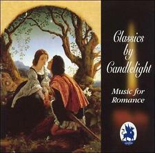 Classics By Candlelight: Music for Romance (CD, Nov-2005, Griffin)