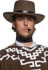 Wilder Westen Gauner Hut NEU - Karneval Fasching Hut Mütze Kopfbedeckung
