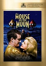 The Mouse on the Moon DVD (1962) Ron Moody, Margaret Rutherford, Richard Lester