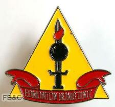 Edmonton Bomb Unit (Canada) Enamel Lapel Badge - Mackenzie-Orr Collection IABTI