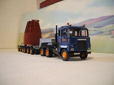 HEAVY/HAULAGE CORGI SCAMMELL CRUSADER ARTIC  UNIT  1.50 SCALE CODE/3 .