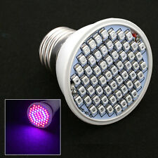 E27 60LED Grow Light Bulb for Garden Indoor Plant Lamp Hydroponics Greenhouse