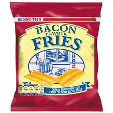 Smiths Savoury Selection Bacon Fries 24 g (Pack of 24)