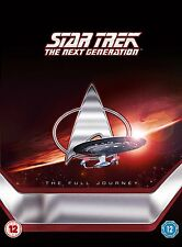 Star Trek The Next Generation TNG Series Complete Seasons 1-7 New DVD Box Set