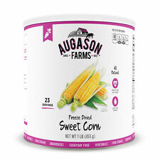 Augason Farms Emergency Food Freeze Dried Sweet Corn Disaster Survival 1 can