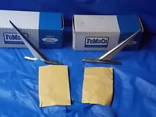61 Ford Falcon NOS Fender Emblems L & R Pair New