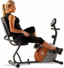 Recumbent Exercise Bike Home Physical Fitness Cardio Workout Equipment