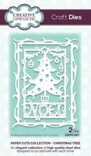 CREATIVE EXPRESSIONS Craft Dies PAPER CUTS Christmas Tree