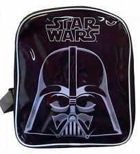 Disney Star Wars 'Darth Vader' Pvc Vorne Schultasche Rucksack Neu Geschenk