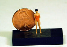 Preiser 1/87 HO Female Smimmer Bather Standing Figure 28077