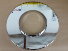 "Chrome 14"" Dominator Air Cleaner Base Fits Holley Chevy Ford Mopar 454 Hot Rod"