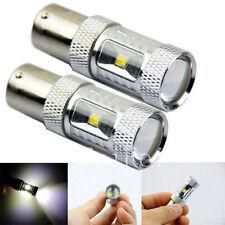 2Pcs 30W 6000K 1156 BA15S P21W 1141 CREE LED Camper Backup Reverse Light Bulb