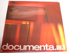Documenta III.I Agenda US Hip Hop Sealed 2xVinyl LP Mike Ladd, Sage Francis+