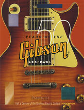 50 Years of the Gibson Les Paul Guitar Book by Tony Bacon