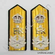 Epaulettes Admiral of The Fleet Shoulder Boards Elastic, Strap& Press Stud R1196