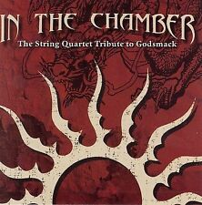 FREE US SH (int'l sh=$0-$3) NEW CD Tribute to Godsmack: In the Chamber String Qu