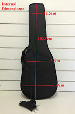 Lightweight Foam Hard Case for Classical Guitar with Plush Lining,Shoulder Strap