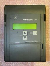GE GENERAL ELECTRIC PLE3ESFG02 480V Power Leader EPM Electronic Power Meter