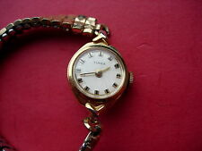 VINTAGE TIMEX MECHANICAL WATCH MADE IN GREAT BRITAIN 1973/EXPANDING BRACELET