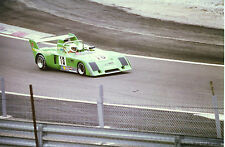 Grob & Hine. Chevron B31 Hart. Dijon 800kms. 1975. Original photo. G111
