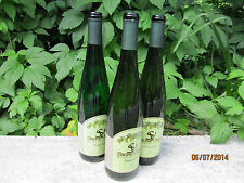 Lot of 48 empty WINE BOTTLES-Riesling Style-w/ Labels-