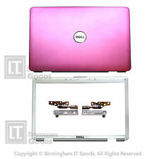 DELL INSPIRON 1525 1526 COVER LID PINK with BEZEL HINGES WIRES SET TY055