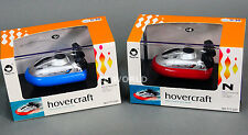 Remote Control RC Micro HOVERCRAFT RC BOAT MINI RC Ship SET -BLUE + RED -