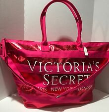 Victoria's Secret Weekender Travel Tote Bag, Duffle Bag Limited Edition, New