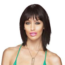 PAIGE ELEGANTE BRAZILIAN REMY HUMAN HAIR WIG CHOPPY LOOK LAYER WITH BANG